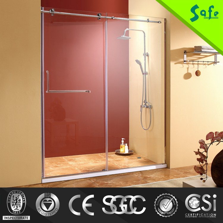 New design Luxury Screen Type Sliding Door shower cabin