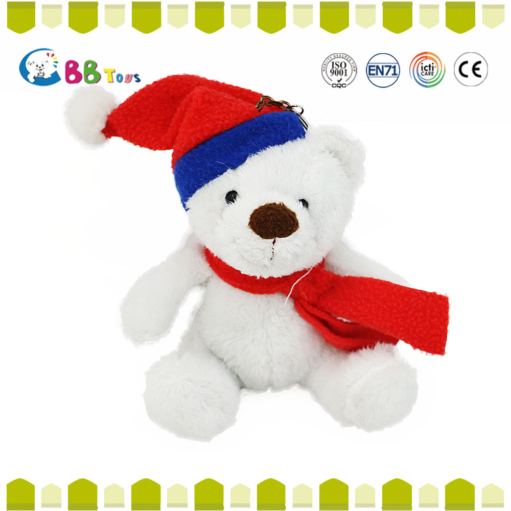 Christmas deer Plush Toy in Christmas plush new snowman kids toys for Christmas