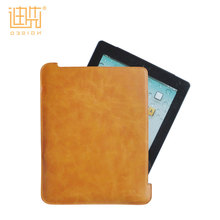 Lightweight clear embossed logo soft velvet notebook pu laptop sleeve cover case for tablet