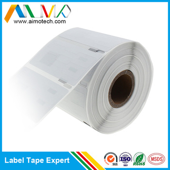 For Dymo Labels 11351 54 MM X 11 MM Jewelry Thermal Labels 1500pcs Labels Per Roll 100% Compatible