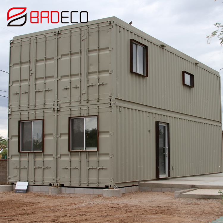 BRD Modular Prefab House of Container Office Used Living Home