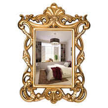 Living Room Dressing Mirror Decorative vanity wall mirror