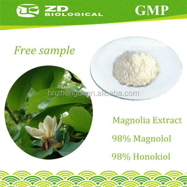 Online Shop China magnolia flower extract 98% Honokiol for antioxidant