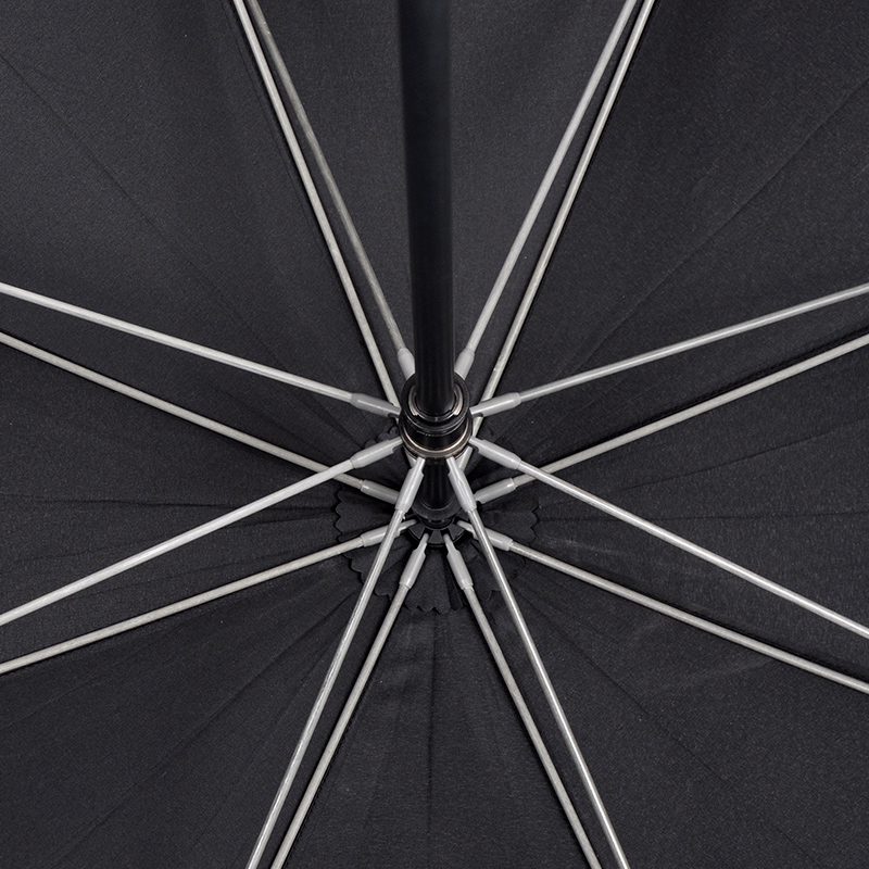 OEM Auto Open Long Shaft Promotion Aluminum Umbrella