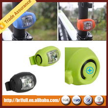 usb rechargeable bike light made in shenzhen