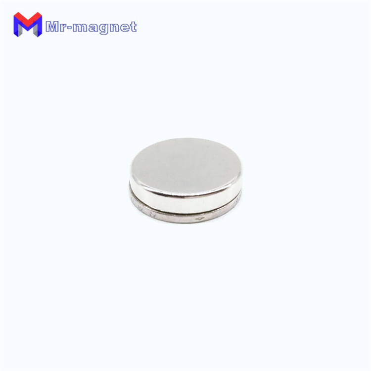 Super Strong N52 Neodymium Magnets 1.26&quot;<strong>D</strong> x 0.08&quot; H , Pack of <strong>12</strong>,Rare Earth NdFeB Permanent Magnets