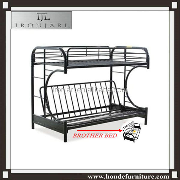 Used bunk bed for sale Adult sized bed C shape sofa bedroom furniture