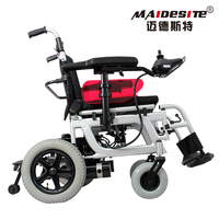 wholesale heavy duty folding disabled electric power wheelchair