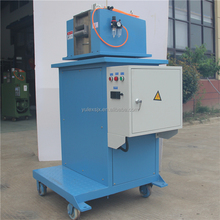 YULE 3 3mm pellet recycling plastic PP PE granulator machine
