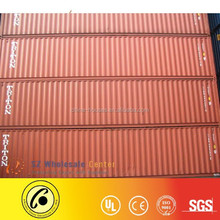 Sea worthy 40ft used container price