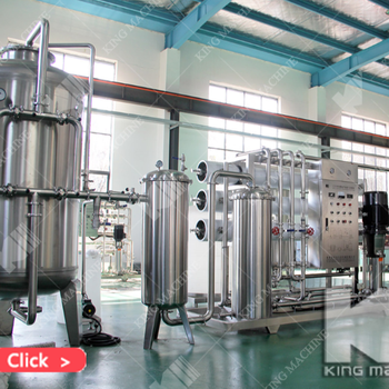 ro system pure water making machine equipment Drinking RO water treatment plant