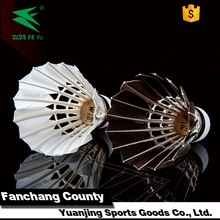 mid level best badminton shuttlecock manufacturer china birdie