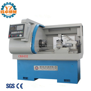 CNC Lathe Machine Price CK6432A CNC Combination Lathe Milling Machine