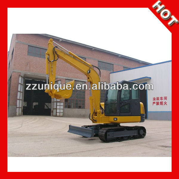 2013 Hot construction digging machine:hydraulic excavator made in China