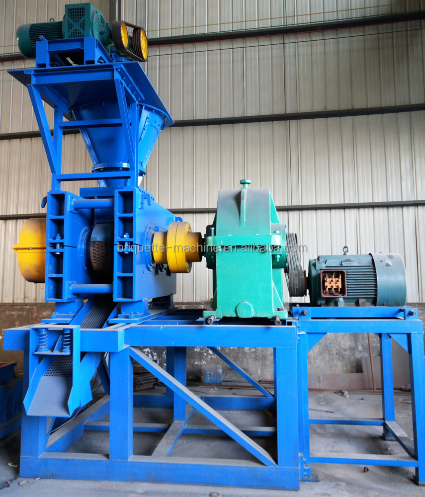 popular in India lime powder briquette making machine with factory price