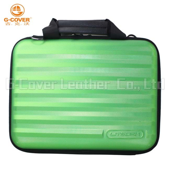 11.6 inch ,14 inch and 15.6 inch waterproof and shockproof PET hard shell laptop case