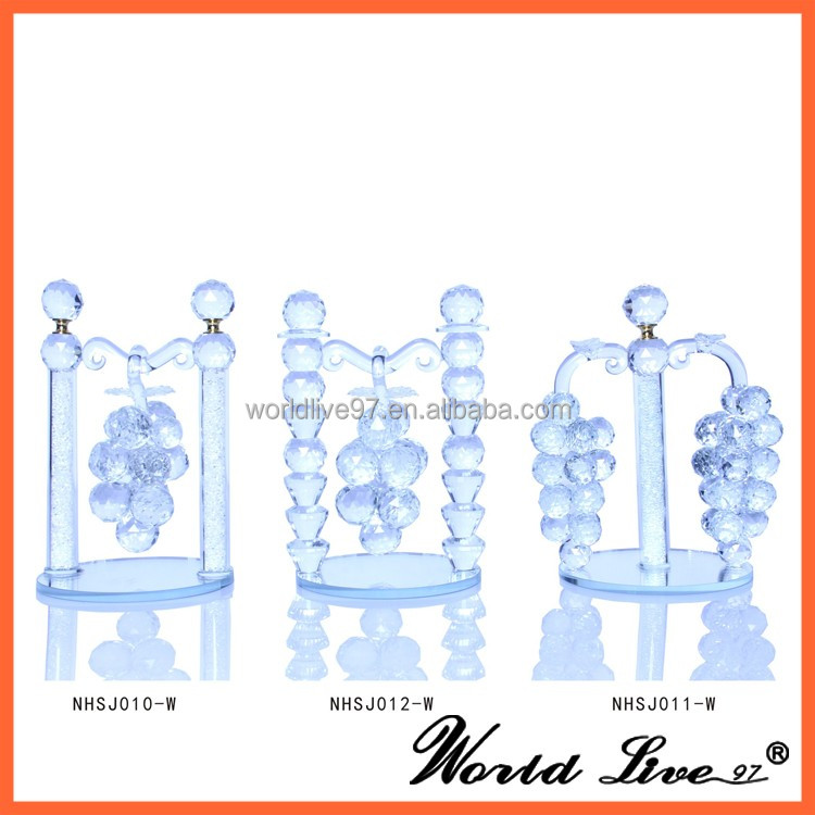 indian table crystal wedding decoration for sale