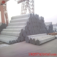 Q235B Tianjin best seller pre galvanized steel metal fence posts