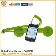 Handsets for cell phones