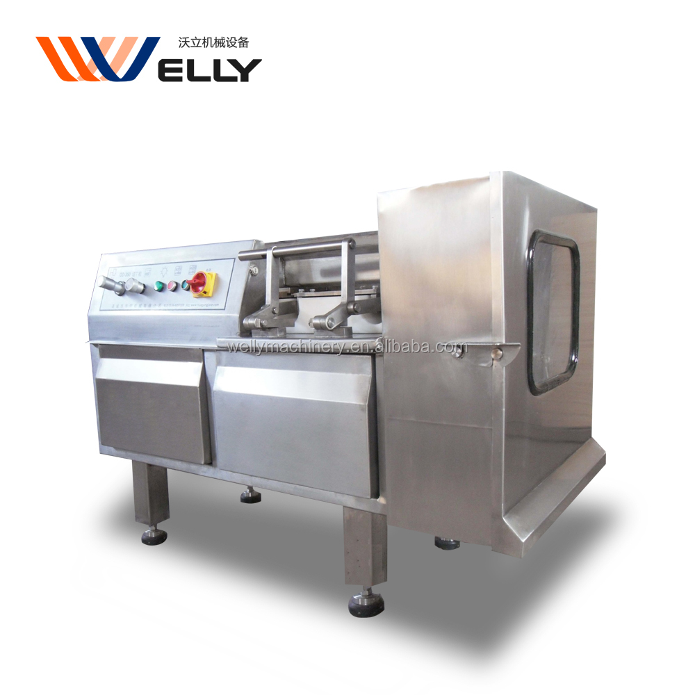meat dicer machine for pork beef and chicken