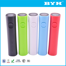Cute power bank Wholesale new mobile portable mini dual usb output power bank