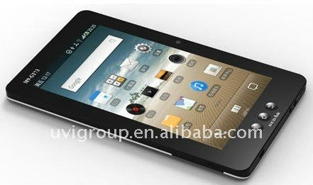 7 inch MID with Qualcomm 7727, 800MHZ, Android 2.2, Camera+Phone+ GPS, Wifi,bluetooth