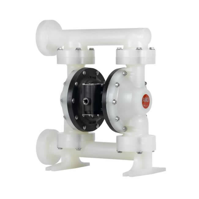 No leakage and pollution-free aro double pump