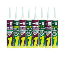 high strength liquid nails adhesive construction adhesive for joining stone