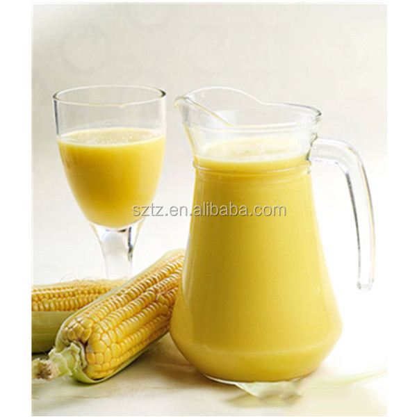 liquid & powder corn flavor