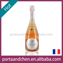 France brand names of France Rose Wine - CHATEAU DE MONTGUERET AOP Saumur Brut Rose