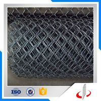 Strong Technical Force Chain Link Fence Galvanized High Tensile