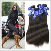 Factory Supply Wholesale Hair Weave Distributors, 100% Virgin Brazilian Hair weave, Human hair weave