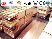 2mm C1100 copper plate sheet price