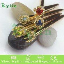 Queen crown ball pen for gifts