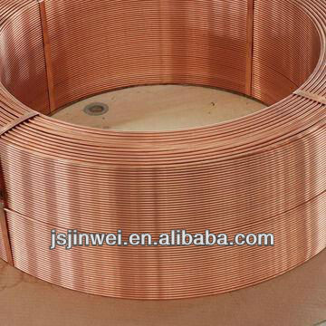 LWC Copper Tubes/Coils for Heat Exchanger, Air Conditioner and Refrigerator