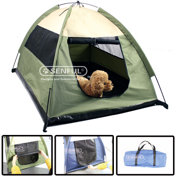 Luxury Waterproof Pet Tent Camping