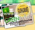 Green White Glutathione