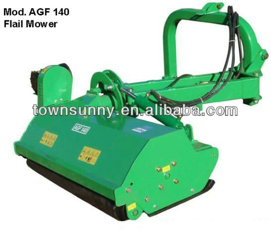 AGF hydraulic flail mower (mulcher) with CE for sale