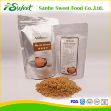 Top quality and hot selling health food Stevia brown sugar by china supplier in alibaba