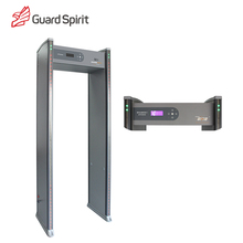 Airport Security System 33 Zones LCD Screen Door Frame Metal Detector Made in China