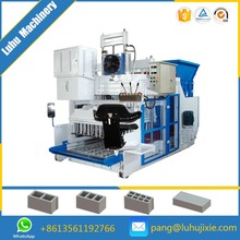 Industry Machine Qmy12-15 Cement Block Making Machine price / hollow block machine zenith 940