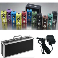 2015 hot selling multi effects heavy metal guitar pedal