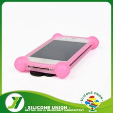 Customized silicone custom waterproof cell phone case