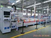 Aluminum profile Vertical CNC drilling and milling machine