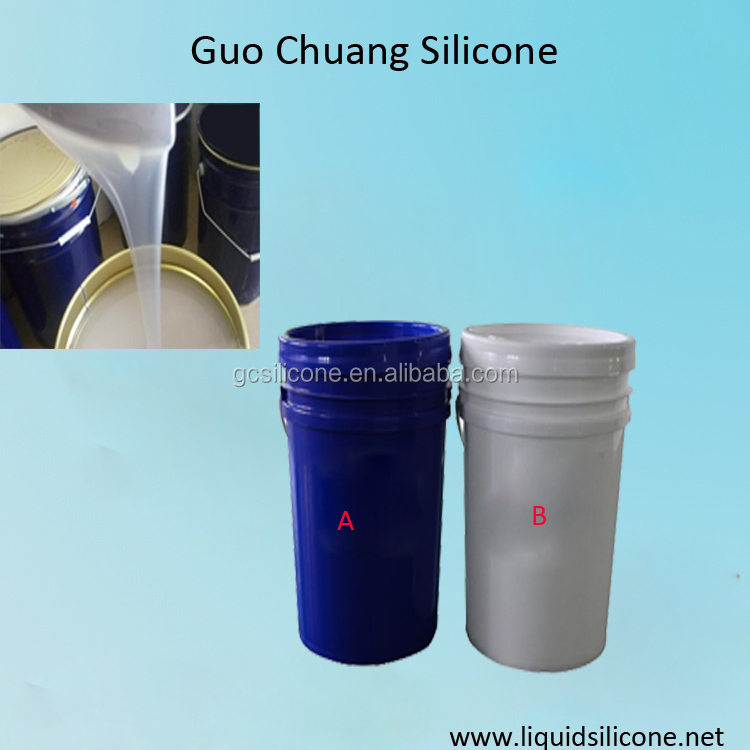 odorless liquid silicone rubber for mould making