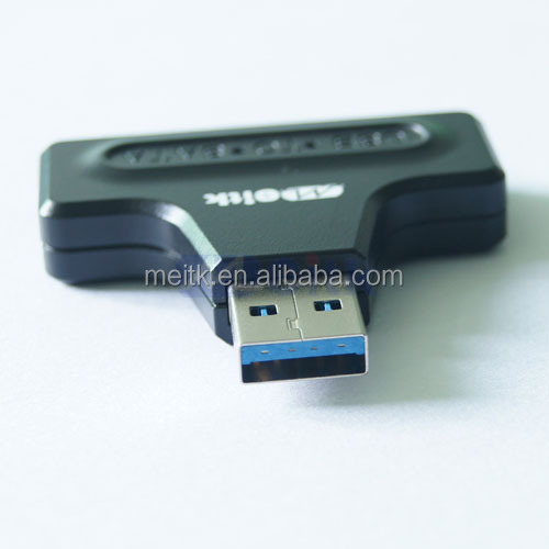 High quality usb 3.0 to sata 7+15pin adapter on sale