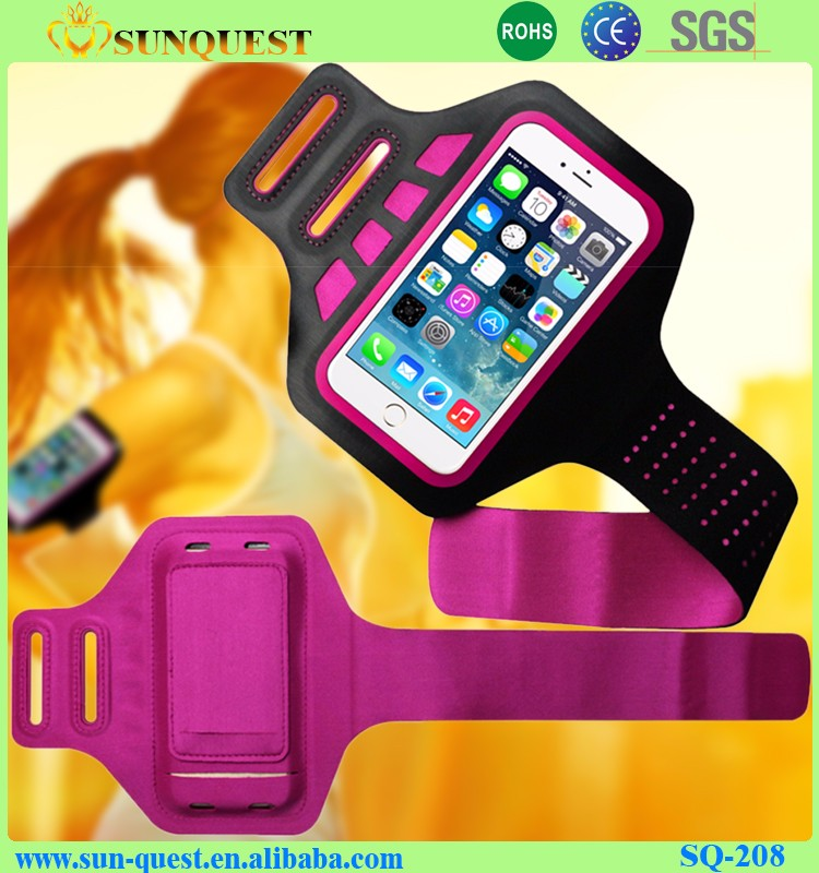 April Canton Fair Waterproof Running Sport Armband For Iphone 6 Armband