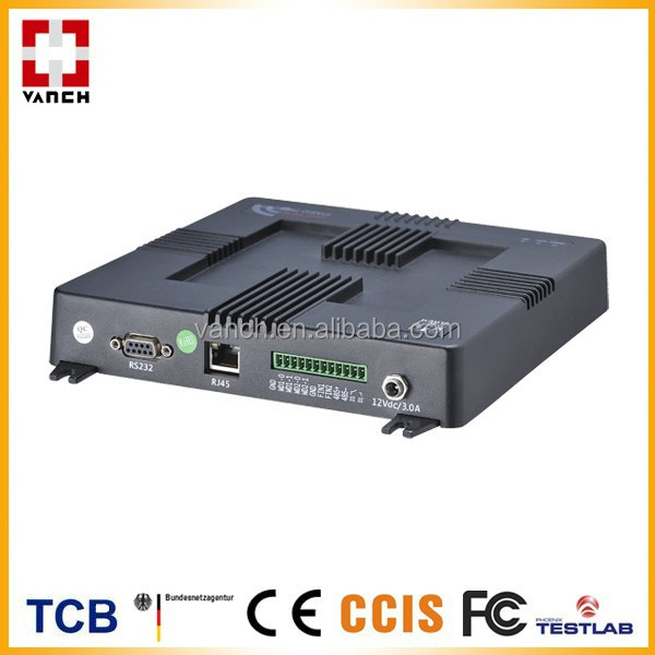 UHF RFID Electronic Toll Collection System