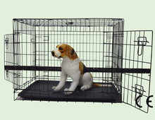 2016 wholesale the dog kennel /dog cage metal factory China in jiangsu