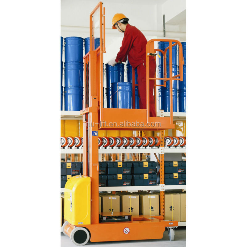 Self-propelled Electric Order Picker